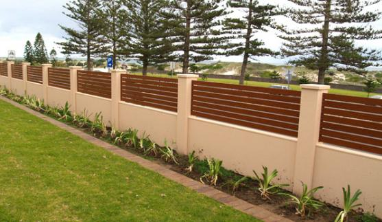 Fence Designs by Alfresco Haven