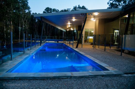 Swimming Pool Designs by Architects Black & Wilson Pty Ltd
