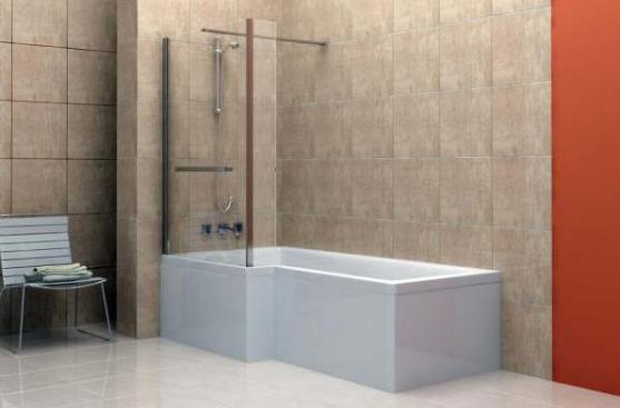 bath shower combo ideas by nichebuilt