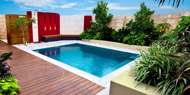 Pools inspiration leisure pools australia for Pool design brisbane