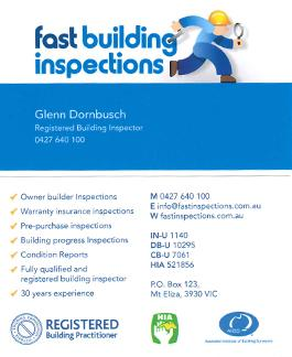 Fast Building Inspections