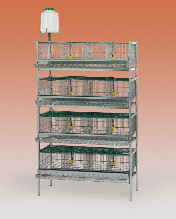 Poultry -Quail -Bird  Cages for sale