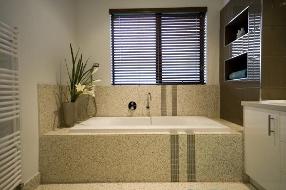 Venetian Blind Ideas by Modern Bathrooms