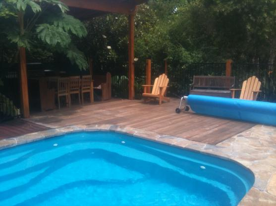 Swimming Pool Designs by Hardart Landshapes