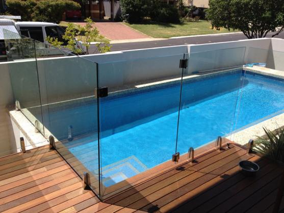 Pool Fencing Ideas by Elite Balustrading