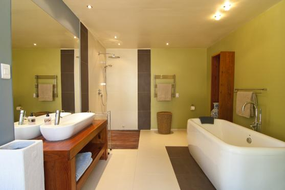 Bathroom Design Ideas by Levelline Constructions