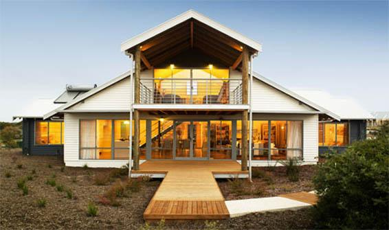 Country galleries wa country builders for Country style homes wa