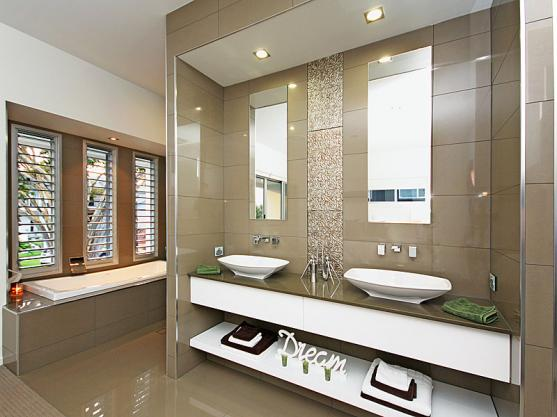 bathroom design ideas by nu style homes - Design Ideas For Bathrooms