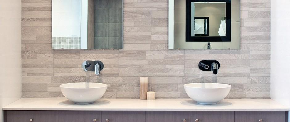 Bathroom renovations northern perth including stirling for Bathroom decor and tiles midland
