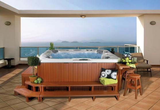 Spa Design Ideas by All About Spas Pools And Services