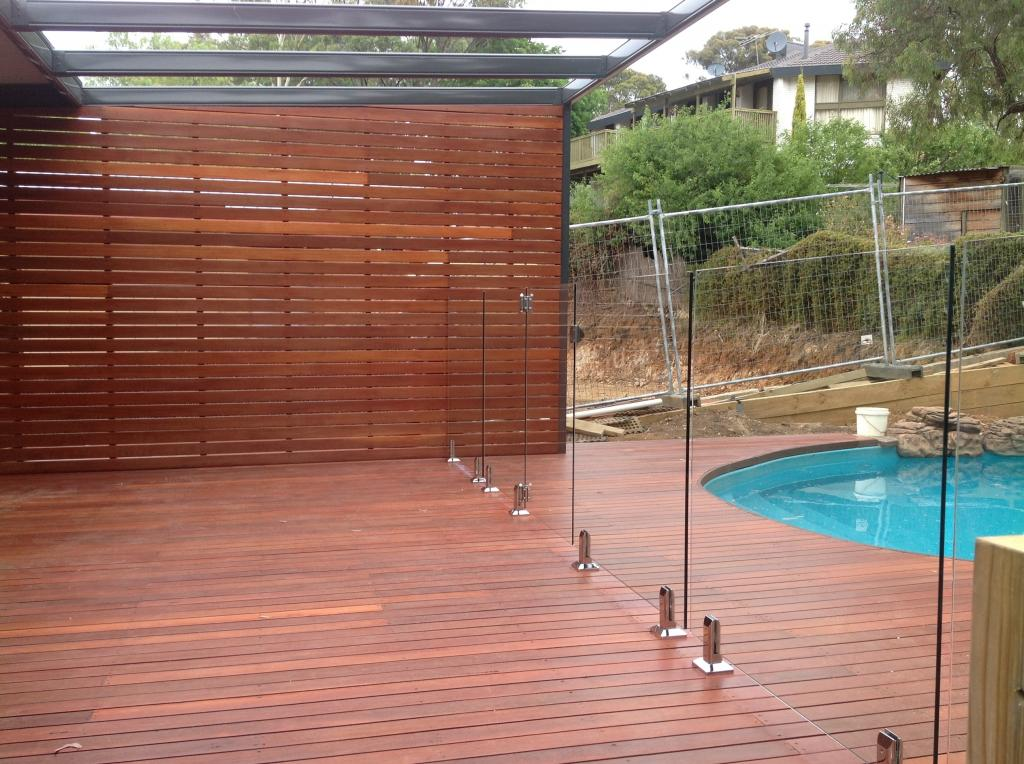 Glass Pool Fencing Galleries Relaxed Outdoor Living