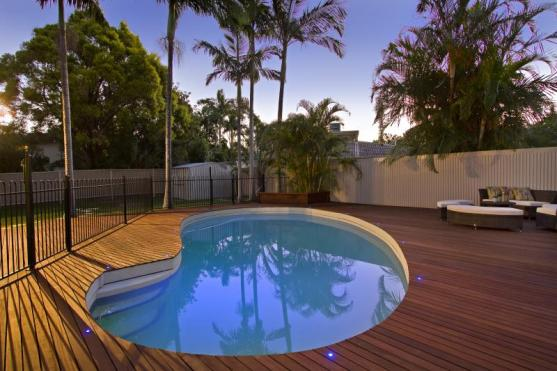 Pool Decking Design Ideas by Eco Building Services