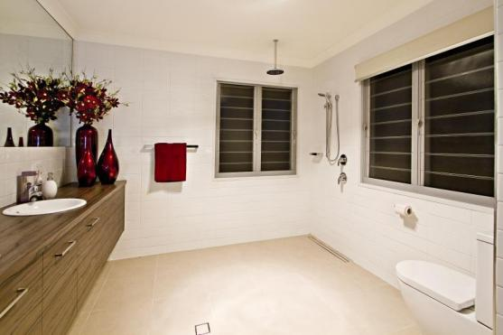 Wet Room Design Ideas by Eco Building Services