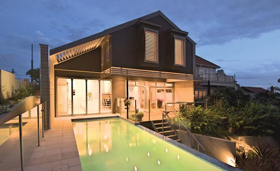 Swimming Pool Designs by Bijl Architecture