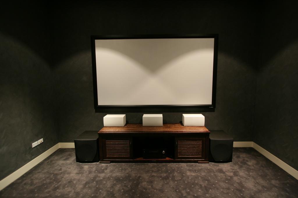 Home theatre design melbourne