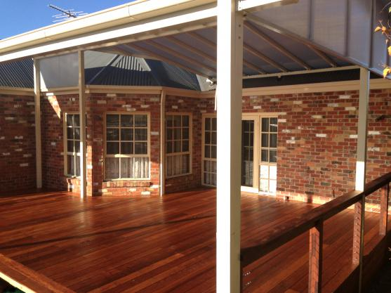 Elevated Decking Ideas by Melbourne Decking