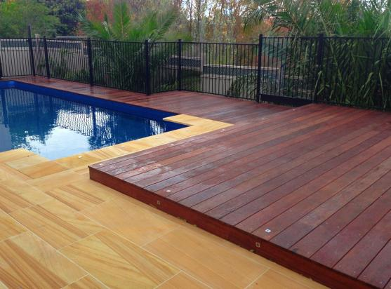 Pool Decking Design Ideas by Melbourne Decking
