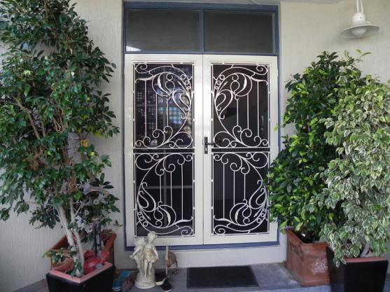 Door Designs by South West Screens and Doors Bunbury