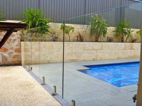 Pool Fencing Ideas by Premium Colour Gates