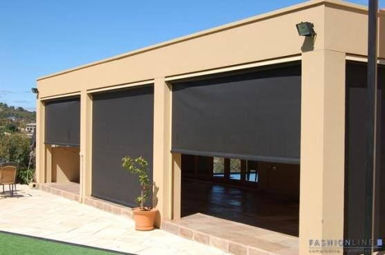 Outdoor Blind Designs by STYLECRAFT BLINDS + AWNINGS