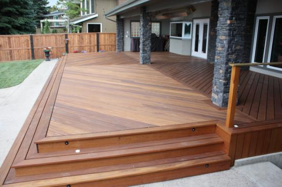 Elevated Decking Ideas by The Fence King