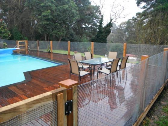 Pool Fencing Ideas by Big Johns Pool Fencing