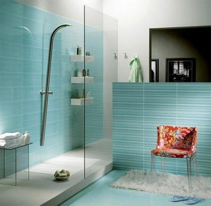 Frameless Shower Screen Designs by Freshwater Interiors & Freshwater Blinds & Curtains