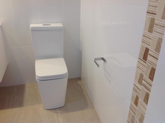Toilet Ideas by Bill Adams Builders