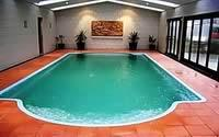 Indoor Swimming Pool Designs by Wet Feet