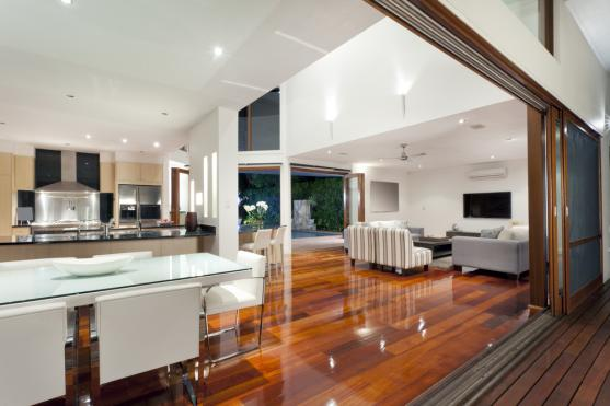 Lighting Design by Fully Wired Electrical Service