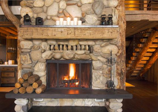 Fireplace Designs by Origin Design and Build