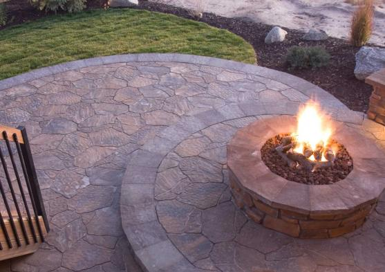 Fire Pit Design Ideas by Origin Design and Build