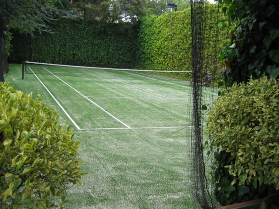 Tennis Court Ideas by ASTE - Australian Synthetic Turf Enterprises