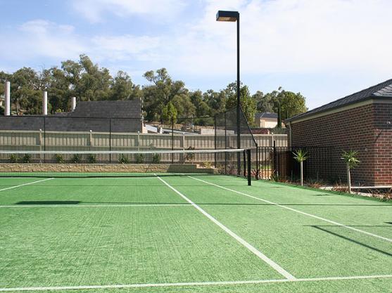 Tennis Court Ideas by ASTE - Australian Synthetic Turf Enterprises