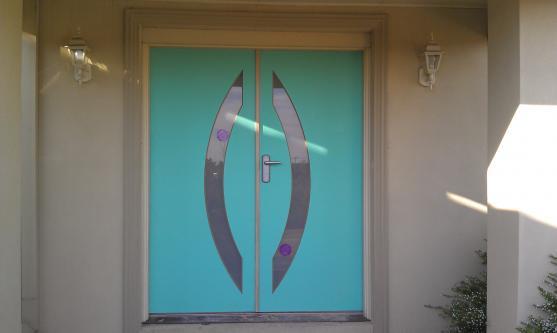 Front Door Designs by Dan's Carpentry Creations