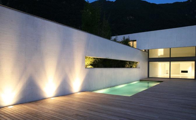 Lighting Design by Heath Tournie Contractors