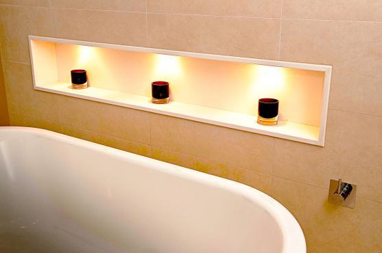 Lighting Design by InDesign Interior Renovations