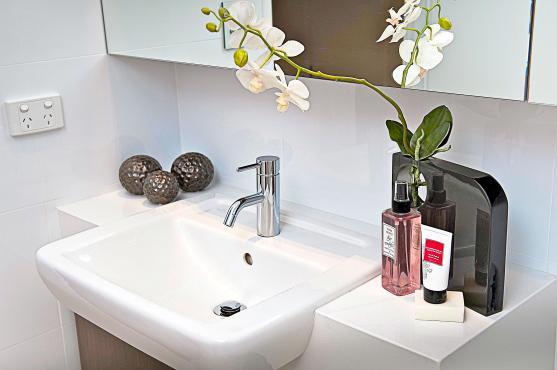 Bathroom Basin Ideas by InDesign Interior Renovations