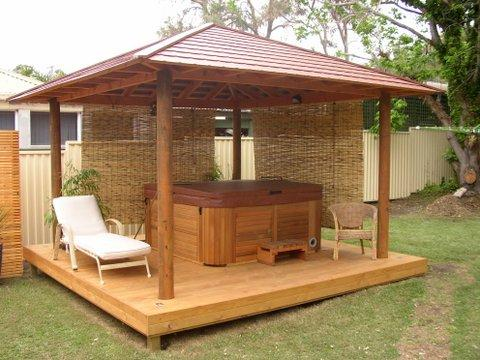 Gazebo Design Ideas by Glenryan Constructions
