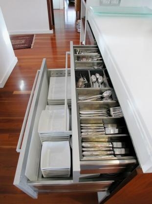 Kitchen Drawer Design Ideas by Solid Kitchens 'N' Cabinets