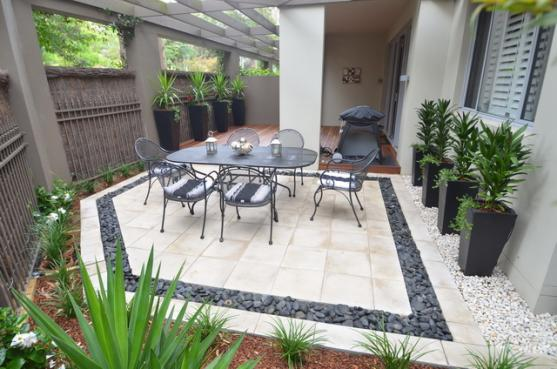 Patio Ideas by Lone Pine Landscapes