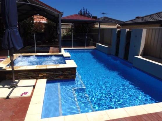 Spa Design Ideas by Westralia Pools