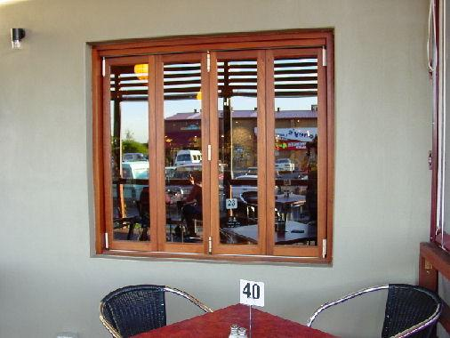 Bi Fold Window Designs by Timberware