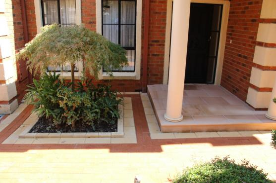 Entrance Designs by Creative Century Landscape and Masonry