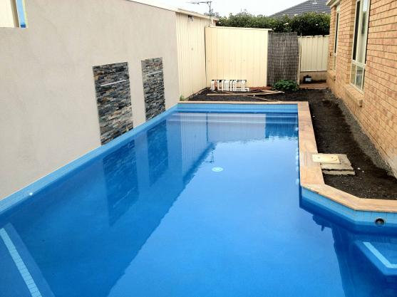 Lap Pool Designs by Tidy Edge Pools