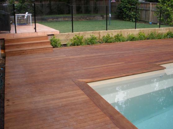 Pool Decking Design Ideas by Budscapes Landscaping