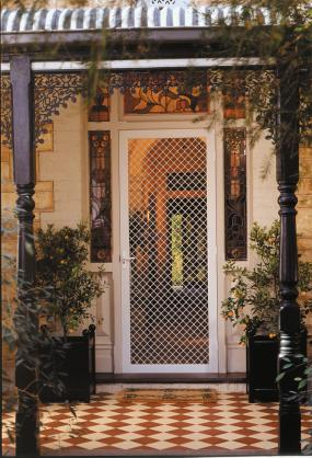 Door Designs by Everstrong Home Security