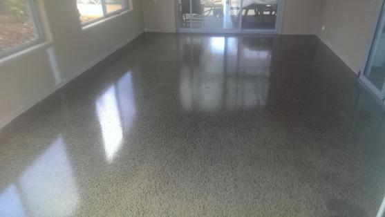Polished Concrete Flooring Ideas by All Tas Sandstone & Concrete Solutions