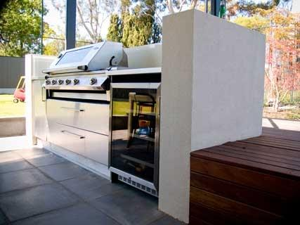 Outdoor kitchens inspiration premium outdoor kitchens for Outdoor kitchen ideas australia