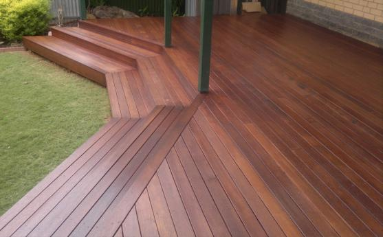 Elevated Decking Ideas by Marmo Building